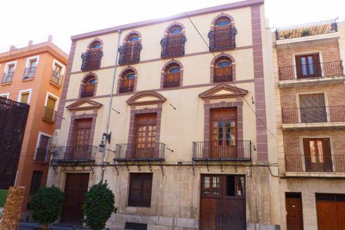 Museo Fundación Pedrera, ubicado en el Palacio Sorzano de Tejada