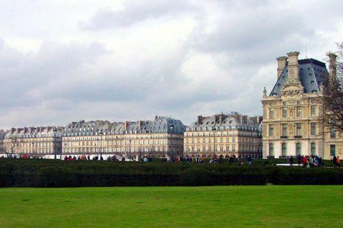 Al Palacio de Versalles se trasladó la corte desde París