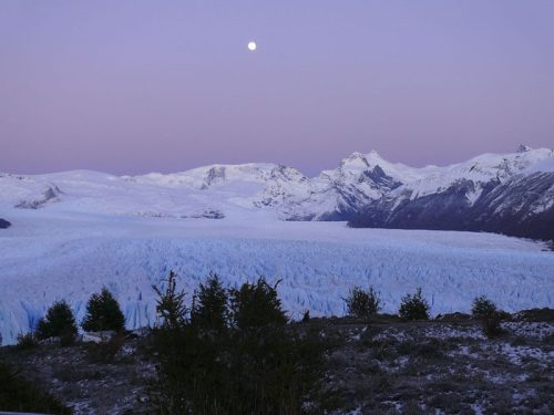 Guía de turismo con fotos y toda la información para visitar el Parque Nacional Los Glaciares de Argentina