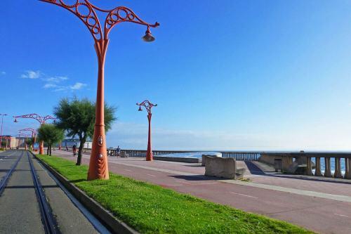 Paseo Marítimo de La Coruña, el más largo de toda Europa