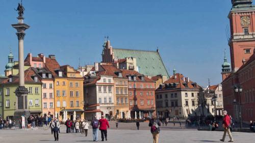 Guía turística con toda la información necesaria para visitar Varsovia