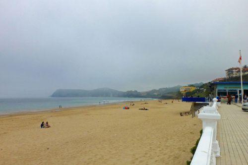 Playa de Comillas, una de las mejores de Cantabria