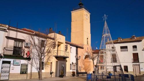 Plaza de la Constitución de Fuentidueña de Tajo