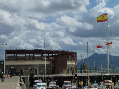 Plaza de Toros de junto al Puerto de Santoña
