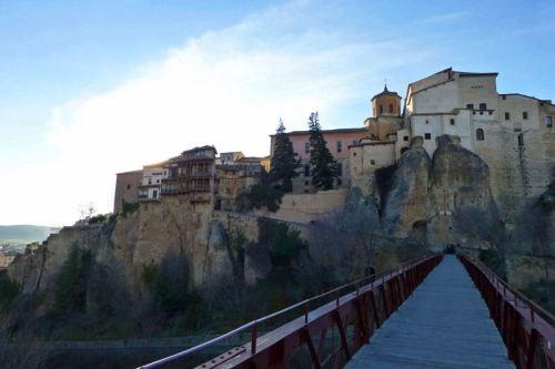 Casas Colgadas, el monumento más emblemático de Cuenca