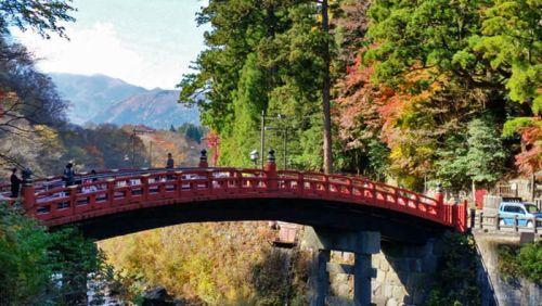 Nikko, una de las excursiones imprescindible desde Tokio