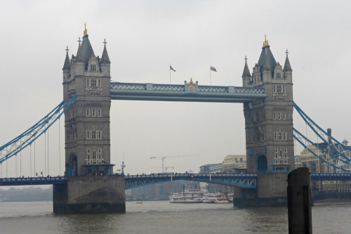 Puente de la Torre o Tower Bridge