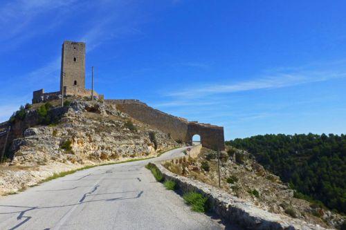 Puerta y Torre del Campo, formaron parte de la primera línea defensiva de Alarcón