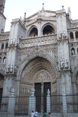 Puerta del Perdón de la Catedral Primada de Toledo