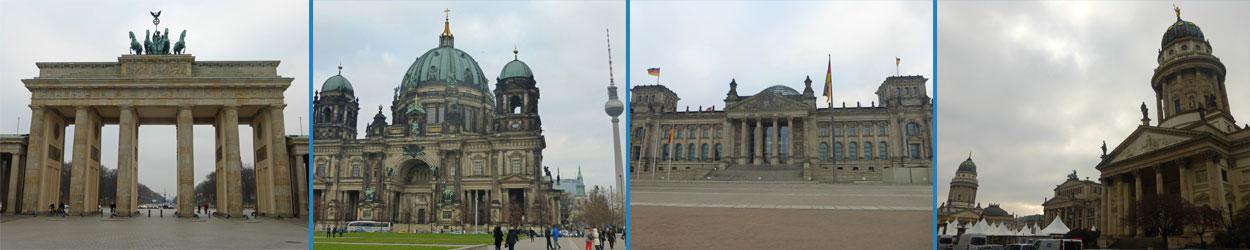 Guía turística con toda la información necesaria para visitar Berlín