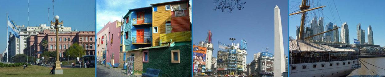 Guía turística con toda la información necesaria para visitar Buenos Aires