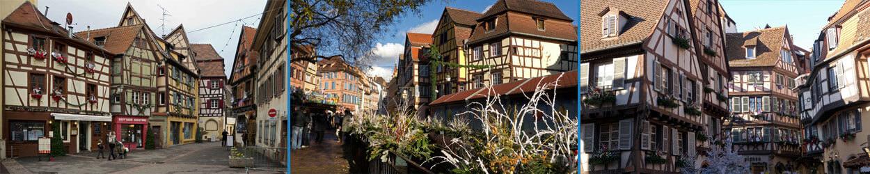 Guía turística con toda la información necesaria para visitar Colmar