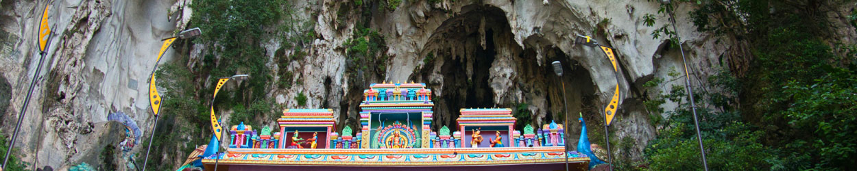 Guía turística completa para visitar las Cuevas de Batu o Batu Caves, qué ver, cuevas, cómo llegar