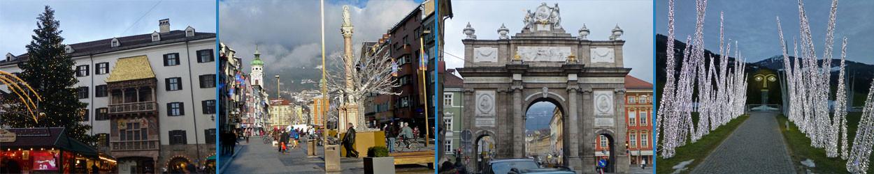 Guía de turismo con toda la información y fotos para visitar Innsbruck, en el Tirol, Austria