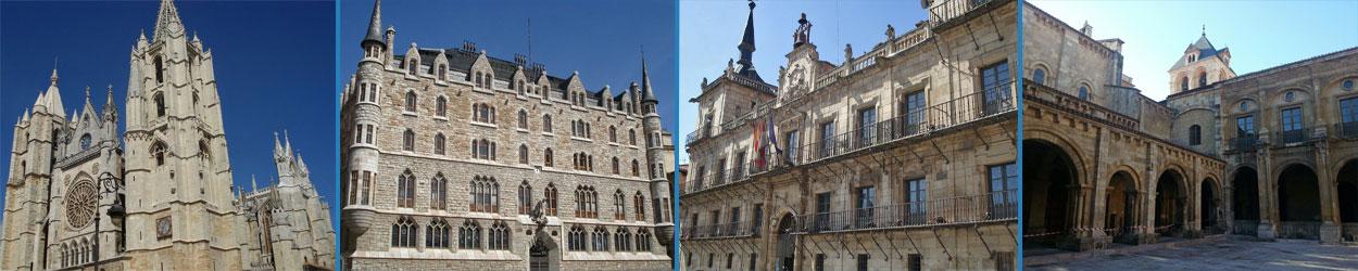 Guía turística con toda la información necesaria para visitar León