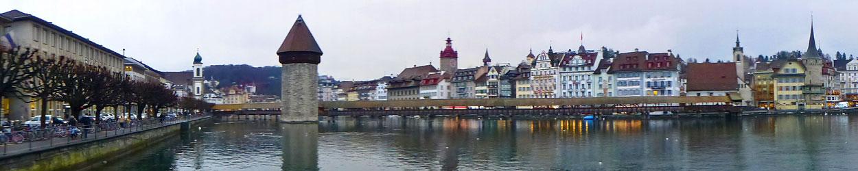 Guía turística completa para planificar un viaje a Lucerna, Suiza
