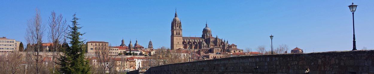 Guía de turismo con fotos y toda la información necesaria para visitar Salamanca