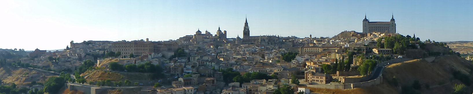 Guía turística con toda la información necesaria para visitar Toledo