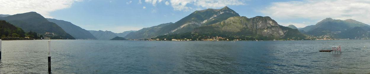 Guía de turismo con información y fotos para visitar el Lago de Como