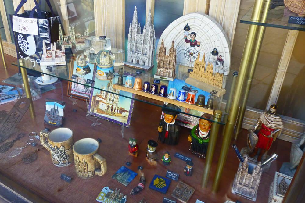 Qué comprar en Burgos, productos típicos, recuerdos y souvenirs