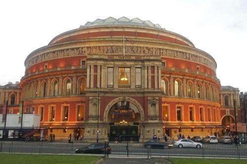 Royal Albert Hall, qué ver y hacer en Londres