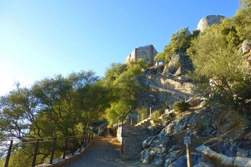 Ruta al Castillo de Monfragüe
