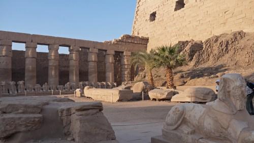 Templo de Karnak en Lúxor