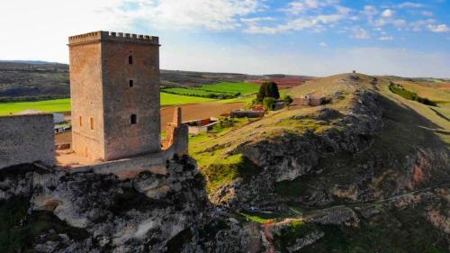 Torre Albarrana del Castillo de Uclés