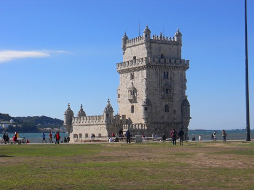 Torre de Belém en Lisboa