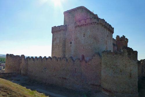 Torre del Homenaje del Castillo de Turégano