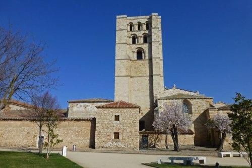 Torre del Salvador de la Catedral de Zamora