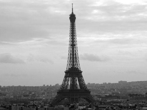 Torre Eiffel, el símbolo más conocido de París