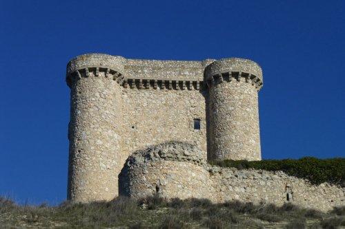 Torre del Homenaje del Castillo de Seseña, castillos de toledo