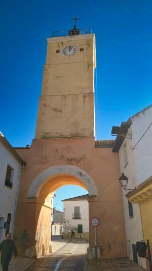 Torre del Reloj de Fuentidueña