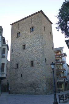 Torre del Reloj de Jaca