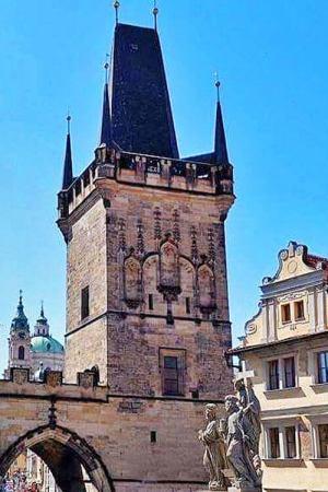 Torre de la Ciudad Pequeña (Malá Strana)