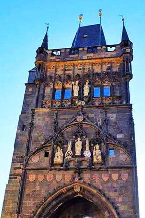 Torre de la Ciudad Vieja (Staré Město)