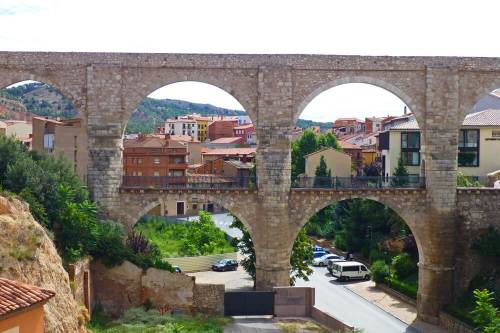 Acueducto de los Arcos o Traída de las Aguas de Teruel