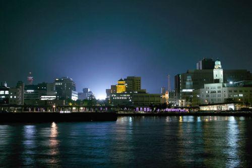 Yokohama Three Towers, tres históricos edificios del puerto