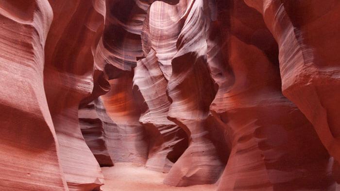 Antelope Canyon o Cañón del Antílope