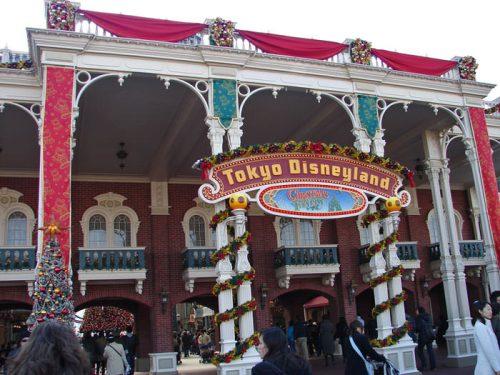 Parque Tokyo Disneyland, la atracción más visitada del Tokyo Disney Resort