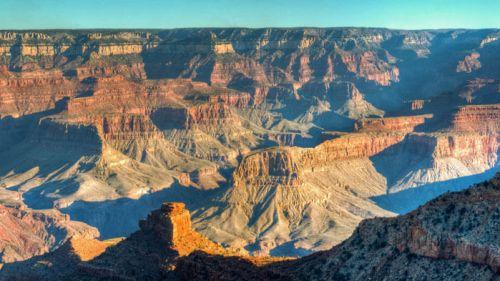 Gran Cañón del Colorado, la primera parada de la Ruta por los Parques Naturales de Arizona