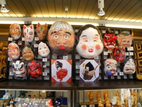 Recuerdos y souvenirs típicos de Japón