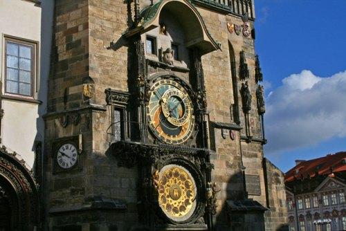 Reloj Astronómico del Antiguo Ayuntamiento de Praga