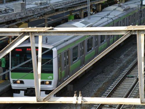 Yamanote Line, la línea de JR más utilizada para moverse por el centro de Tokio