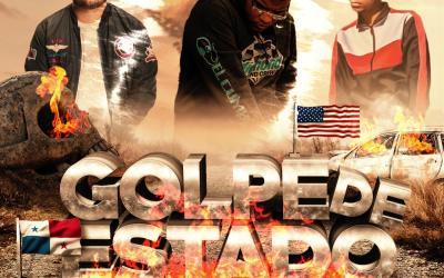 GOLPE DE ESTADO MIXTAPE 2.0  DELACRUZZZDANIEL X DJ TONGA X DJ JHONY