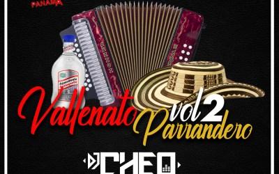 VALLENATO PARRANDERO VOL 2 DJ CHEO 507