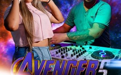 AVENGER THE MIXTAPE  DJ ALYS X DJ TYSON