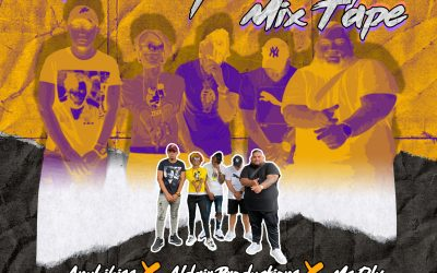 TOWN Y LA CITY MIXTAPE ANUBIKISS X MC OLY X ALDAIR PRODUCIONS X DJ PANDA X DJ NOVA