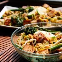 Vegan Pad Thai (Noodle-Free!)